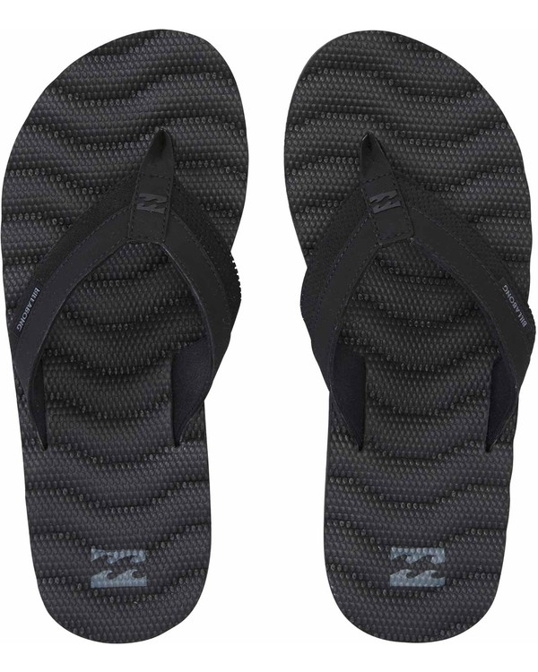 0 Dunes Impact Sandals Black MAFTJDUN Billabong