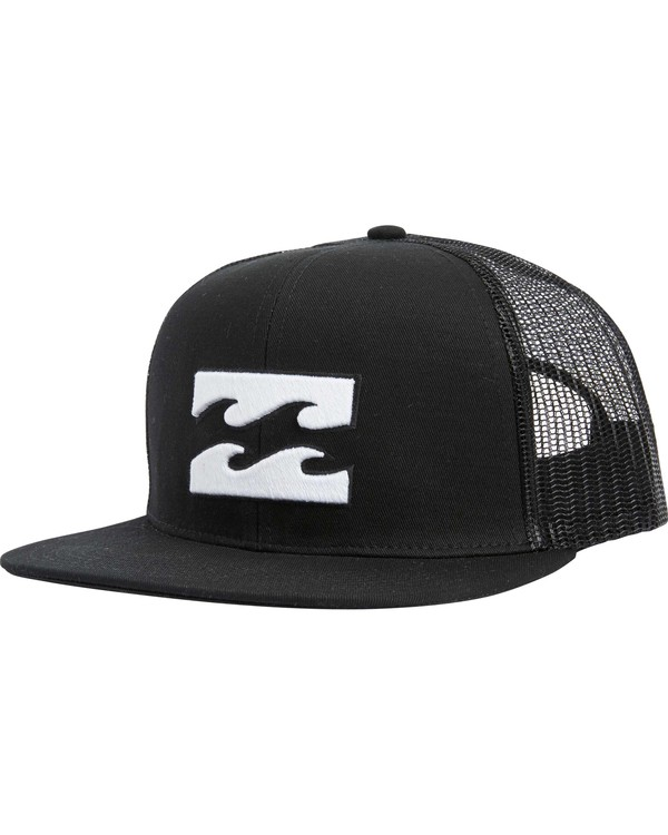 0 All Day Trucker Hat  MAHTJADT Billabong