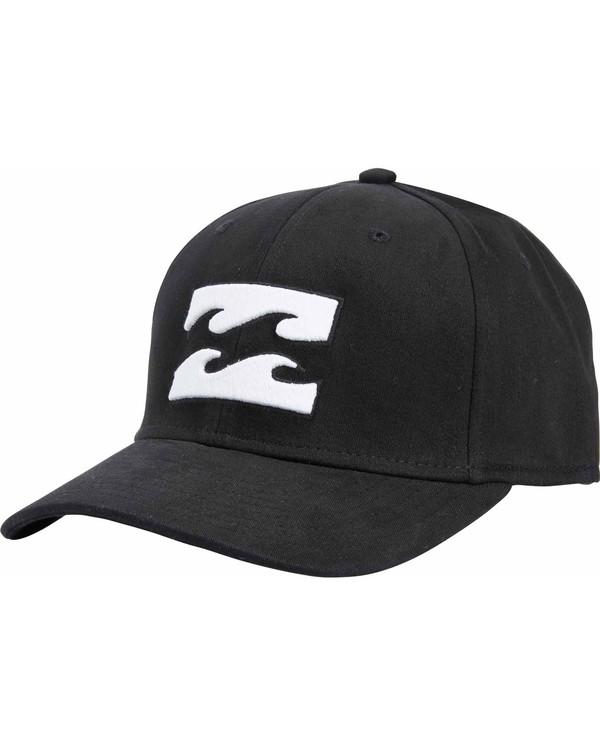 0 All Day Stretch Fit Solid Hat  MAHTJAST Billabong