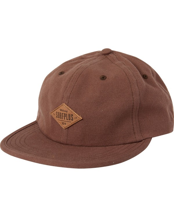 0 Cycle Hat Brown MAHTLCYC Billabong