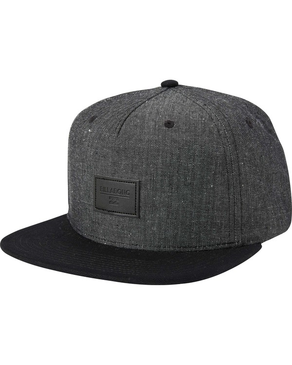 0 Oxford Snapback Hat  MAHTLOXF Billabong