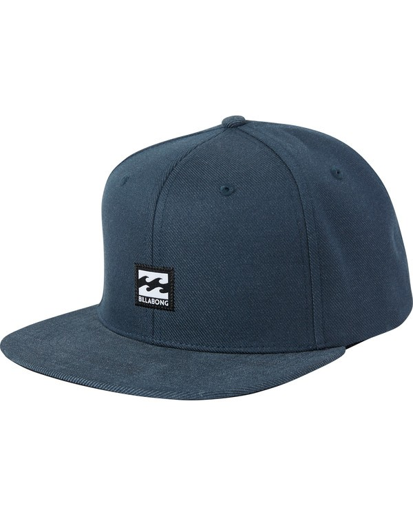 0 Primary Snapback Hat  MAHTLPRI Billabong