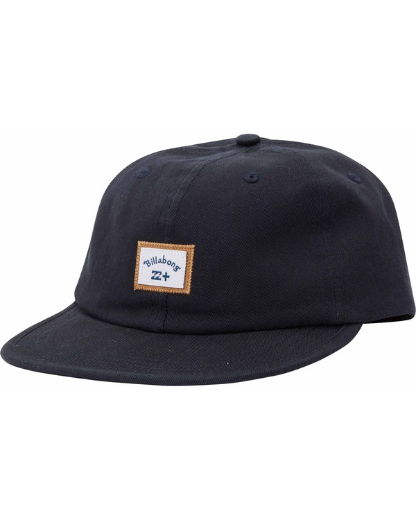 0 Coast Snapback Hat Blue MAHTMCOA Billabong