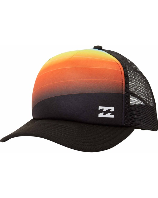 0 Range Trucker Hat  MAHTMRAN Billabong