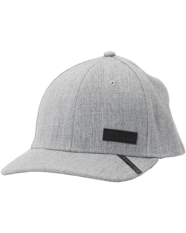 0 United Stretch Hat Grey MAHTMUNT Billabong