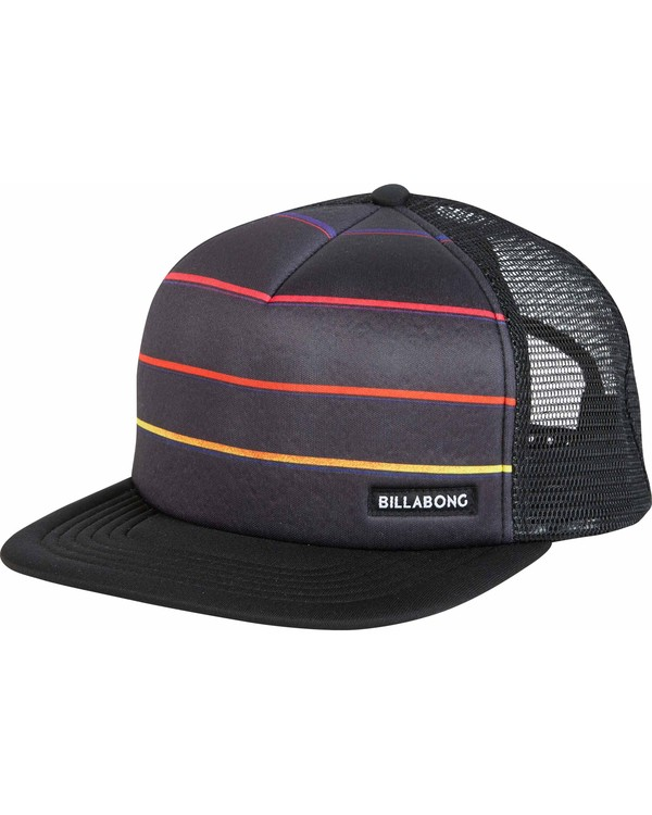 0 73 Trucker Hat Black MAHWNB73 Billabong