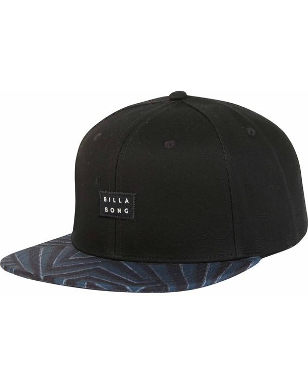0 Sundays Snapback Hat  MAHWNBSD Billabong