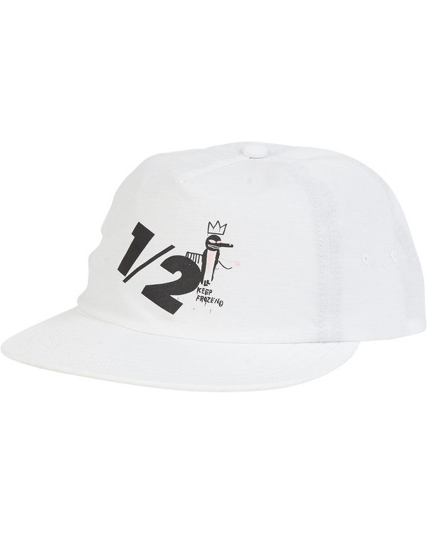 0 Men's Half Cap White MAHWPBBH Billabong