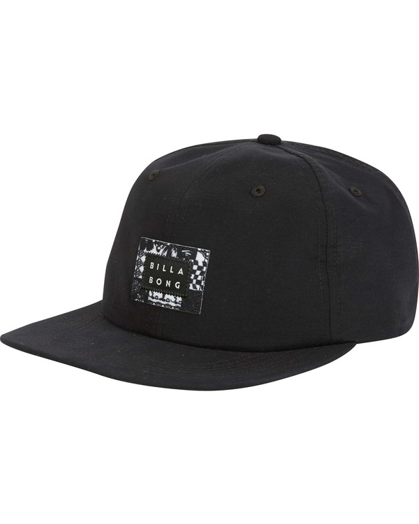 0 The Peninsula Hat Black MAHWQBPE Billabong