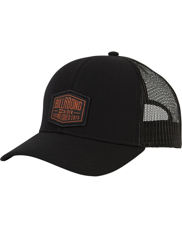 0 ADIV TRUCKER Black MAHWSBAD Billabong