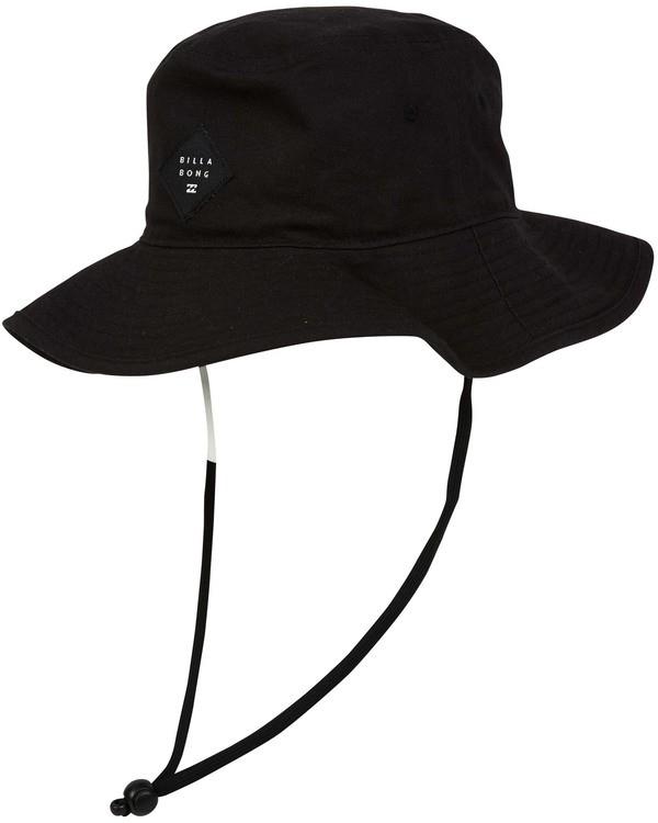 0 Big John Hat Black MAHWTBBI Billabong