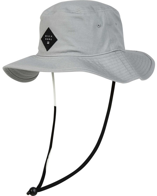 0 Big John Hat Grey MAHWTBBI Billabong