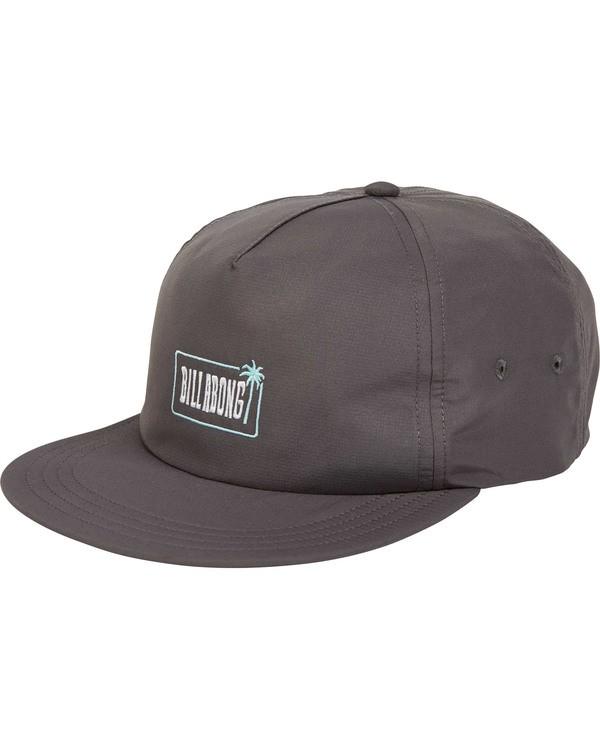 0 Boneless Hat Grey MAHWTBBO Billabong