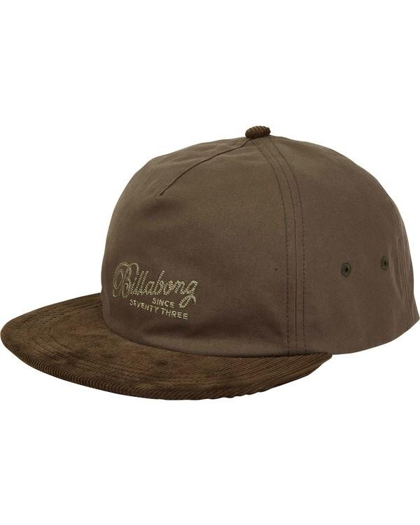 0 Boneless Hat Green MAHWTBBO Billabong