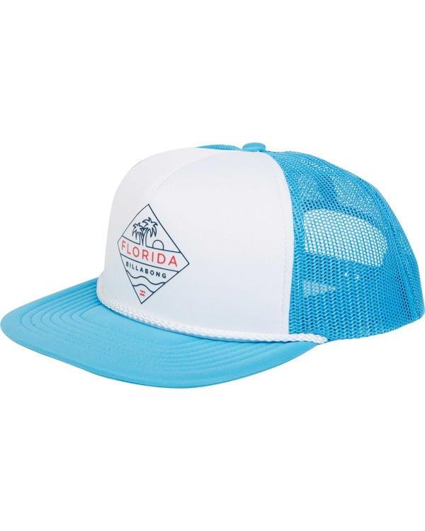 0 DESTINATION TRUCKER Blue MAHWTBDE Billabong