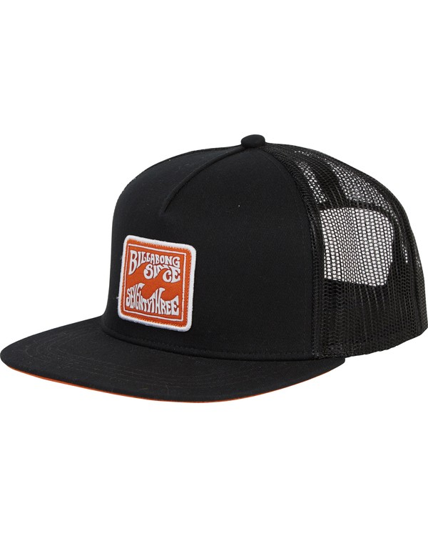0 FLATWALL TRUCKER Black MAHWTBFW Billabong