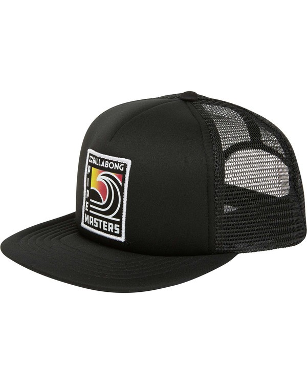 0 Pipe Trucker Hat  MAHWTBPT Billabong
