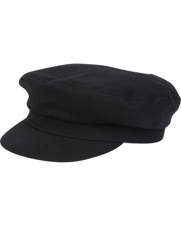 0 Skipper Hat Black MAHWTBSK Billabong