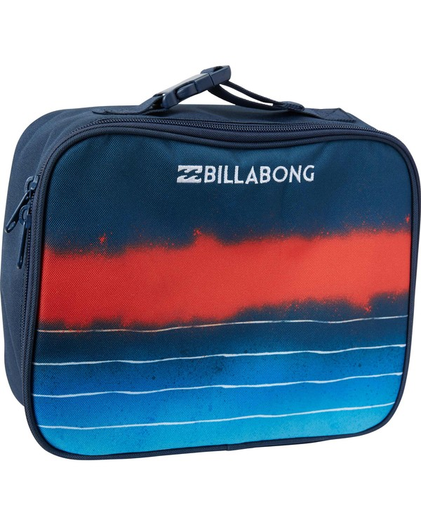 0 Boys' Grinds Lunch Box Blue MAMCLGRI Billabong