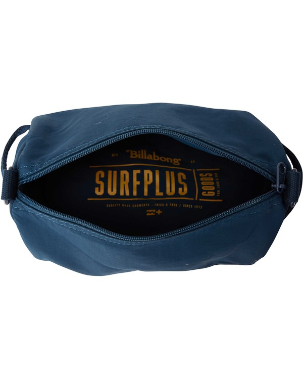 0 Zuma Dopp Kit Blue MAMCMZDR Billabong