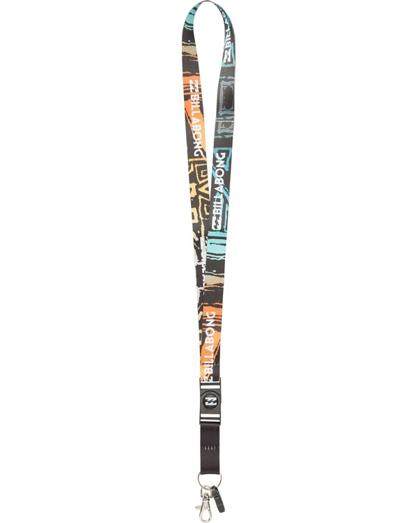 0 Looper Lanyard Grey MAMCNBLO Billabong