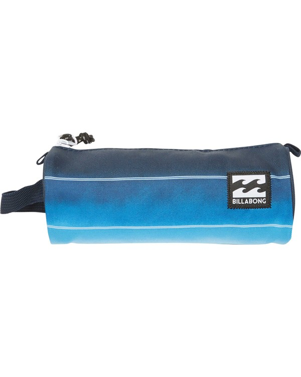 0 Barrel Pencil Case Blue MAMCQBBA Billabong