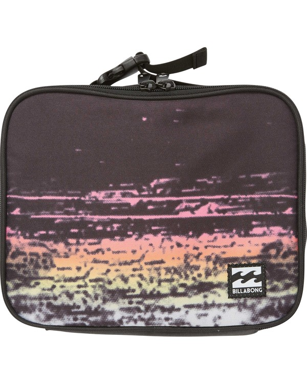 0 Grinds Lunchbox Black MAMCQBGR Billabong