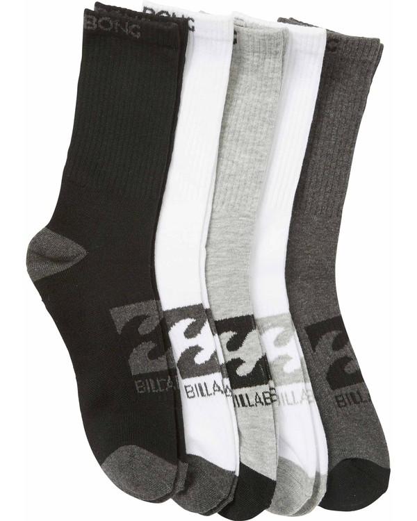 0 Sport Sock Pack  MASKLSPO Billabong