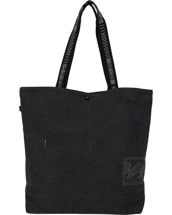 0 Graphic Tote Bag Black MATBTBGT Billabong