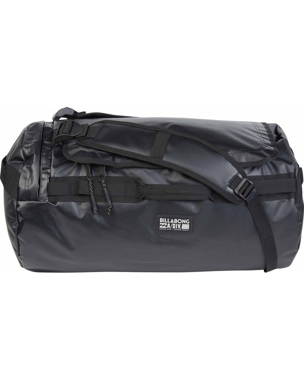 0 Mavericks Lite Duffle Bag Grey MATVNBML Billabong