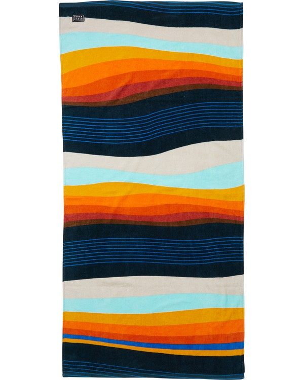 0 Waves Towel Orange MATWQBWA Billabong