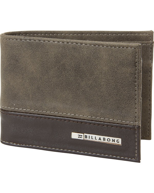 0 Dimension Wallet Brown MAWTLDIM Billabong