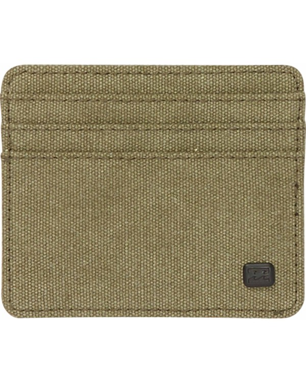 0 Dimension Card Holder Wallet  MAWTNBDC Billabong