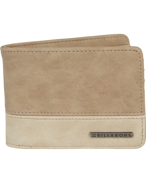 0 Dimension Wallet Beige MAWTNBDI Billabong