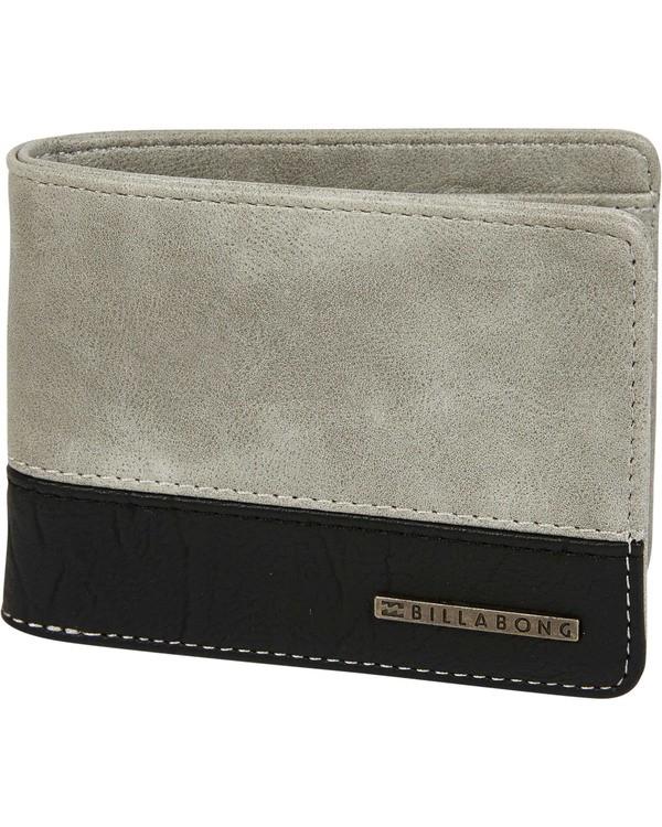 0 Dimension Wallet Grey MAWTNBDI Billabong