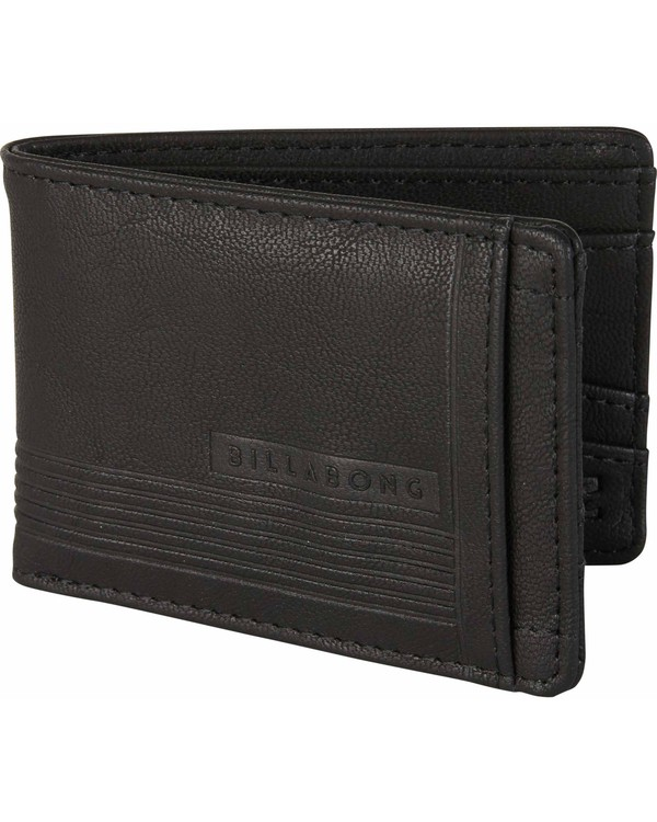 0 Vacant Wallet Black MAWTNBVA Billabong