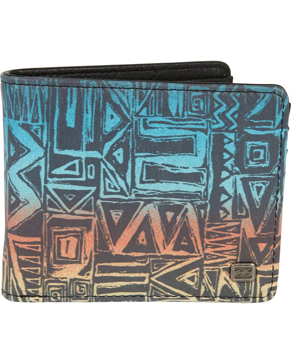 0 Tides Wallet Grey MAWTQBTI Billabong