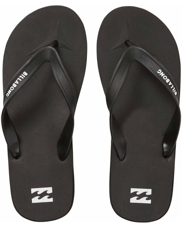 0 All Day Sandals Black MFOTNBAD Billabong