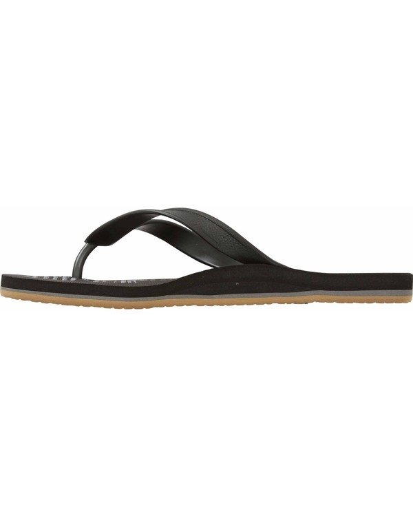 0 All Day Print Sandals Black MFOTNBAP Billabong