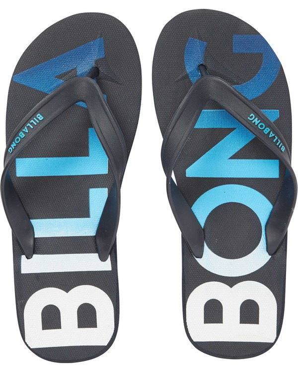 0 All Day Print Sandals Blue MFOTNBAP Billabong