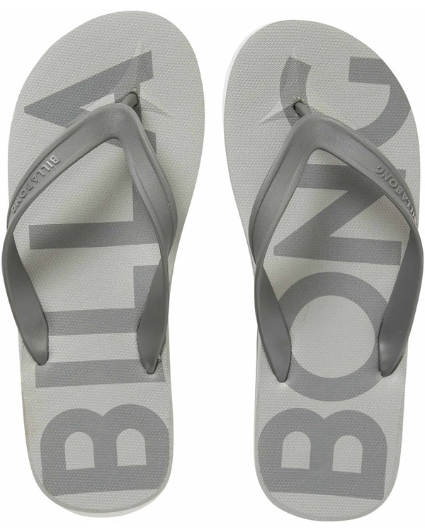 0 All Day Print Sandals Grey MFOTNBAP Billabong