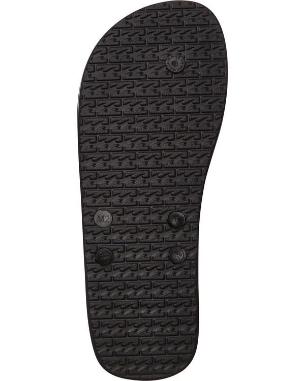 0 Offshore Thong Sandals Black MFOTNBOT Billabong