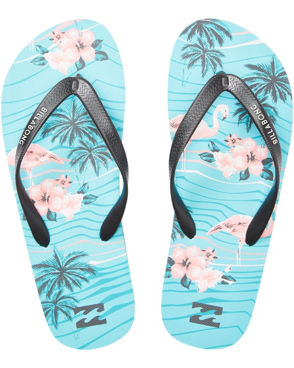 0 Tides Sandals Green MFOTNBTI Billabong