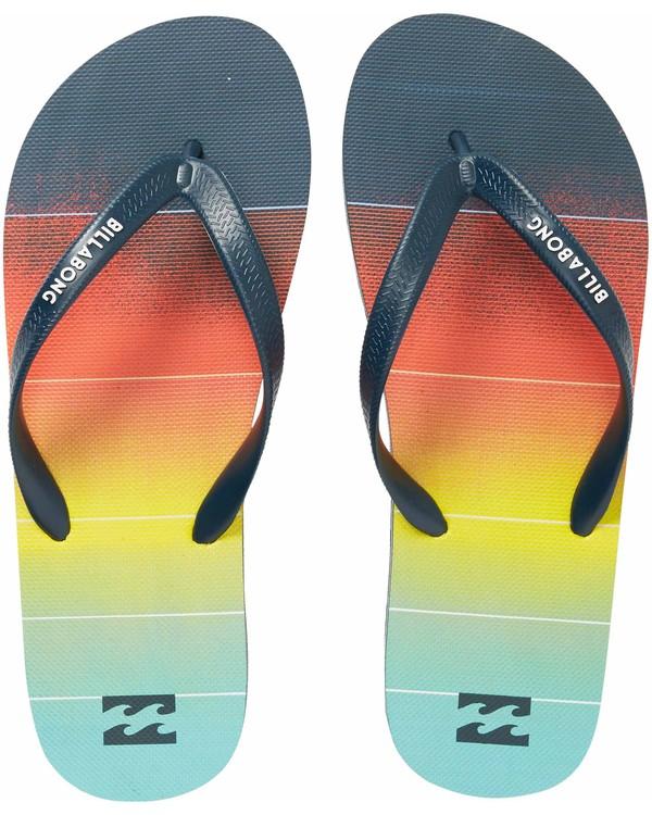 0 Tides Sandals Orange MFOTNBTI Billabong