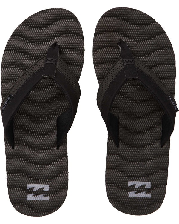 0 Dunes Impact Sandals Black MFOTTBDI Billabong