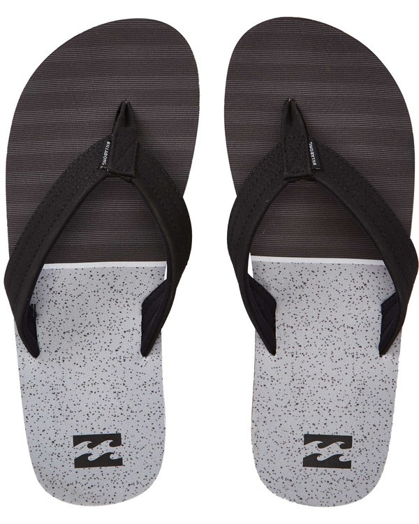 0 Fifty 50 Sandals Black MFOTTBFI Billabong
