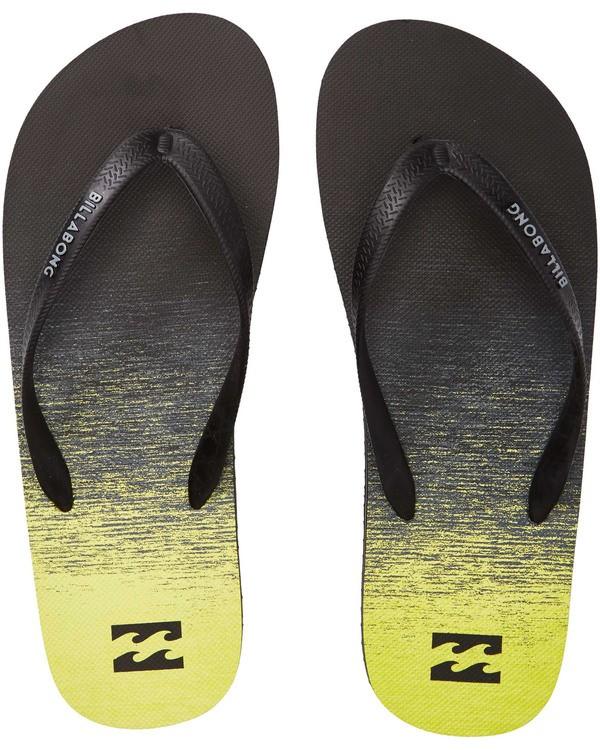 0 Tides Sandals Yellow MFOTTBTI Billabong