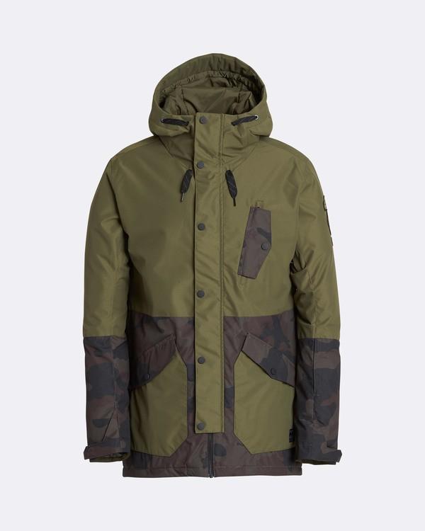 0 Men's Adversary Snow Jacket  MSNJQADV Billabong