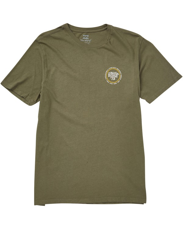 0 Cruiser Tee Camo MT10QBCR Billabong