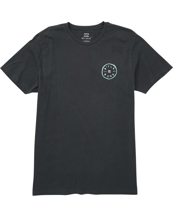 0 Roto Hand Tee Grey MT13TBRH Billabong